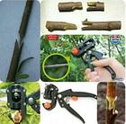 Секатор прививочный с 3 ножами для обрезки и прививки деревьев и растений, фото 4