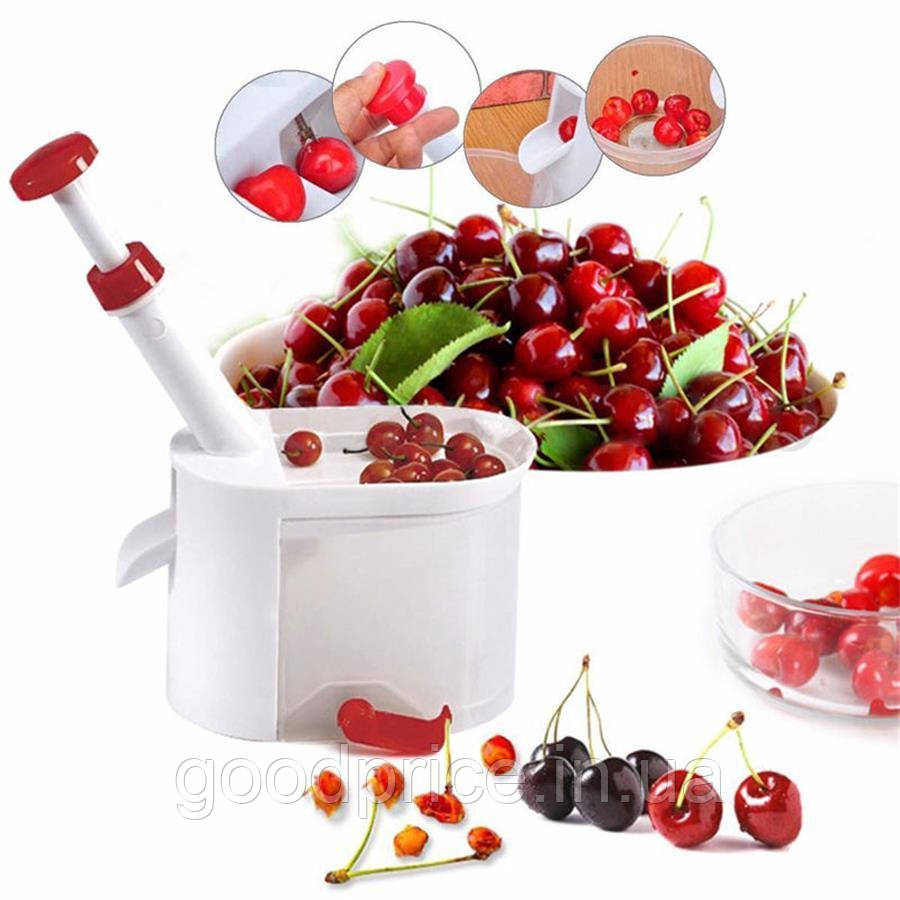 Машинка для удаления косточек из ягод вишни черешни алычи