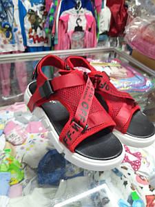 Спортивні босоніжки, сандалі для дівчинки 38 39 41