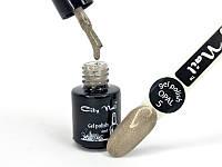 Гель лак Опал - Гель лак бежевый цвет с блестками gel polish OPAL 05 City Nail 6мл ( Шиммерные гель лаки )