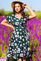 """Платье женское софт (50-52;54-56) """"Salme"""" 2P/NS-1009"""