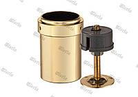 Крепеж верхний (стакан распорный) золото