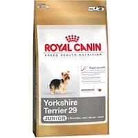 Royal Canin корм для собак породы йоркширский терьер  до 10 месяцев - 500 г