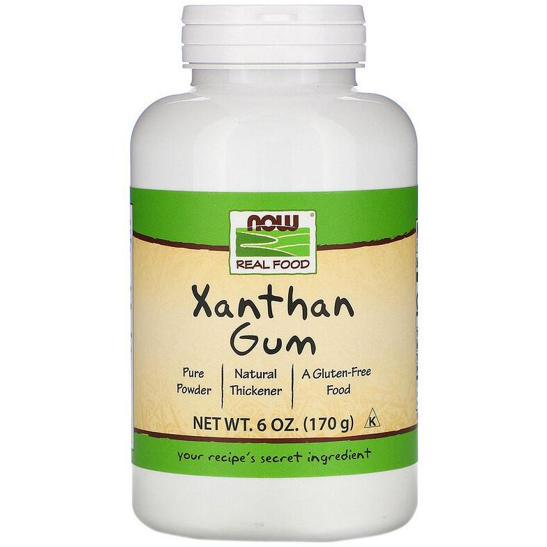 "Натуральна ксантанова камедь NOW Foods ""Xanthan Gum"" чистий (170 м)"