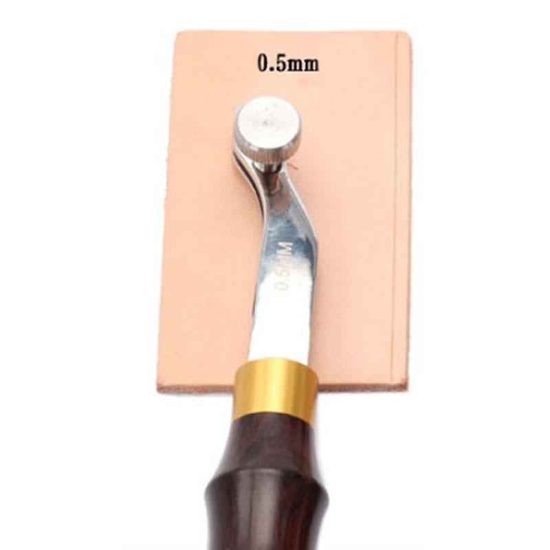 Creaser Adjustable 0.5mm инструмент для построения на кожепараллельных линий