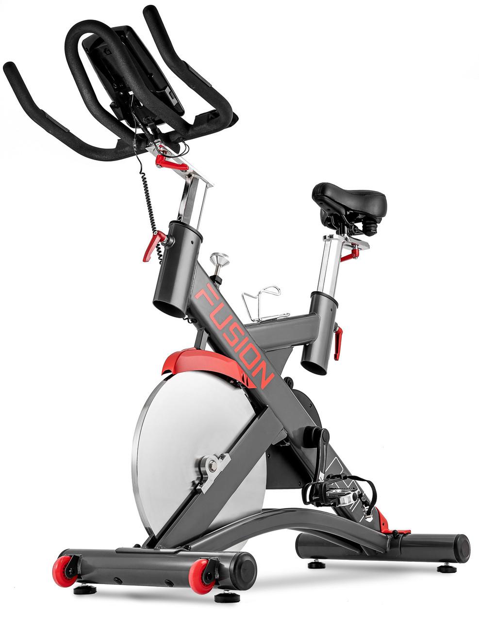 Велотренажер механический Hop-Sport HS-075IC
