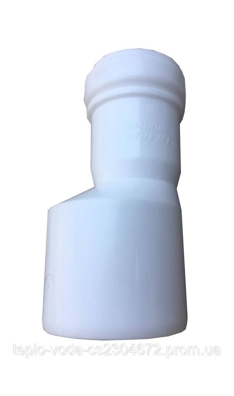 Редукция 50х32 прямая для канализации