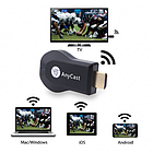 Медиаплеер Miracast AnyCast M4 Plus hdmi со встроенным Wi-Fi модулем для iOS/Android, донгл, фото 3