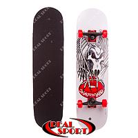 Скейтборд деревянный SK-807 из канадского клена, фото 1