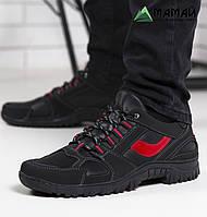 Кросівки чоловічі з прошитою підошвою