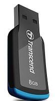 Флеш память USB 8Gb Transcend JetFlash 360
