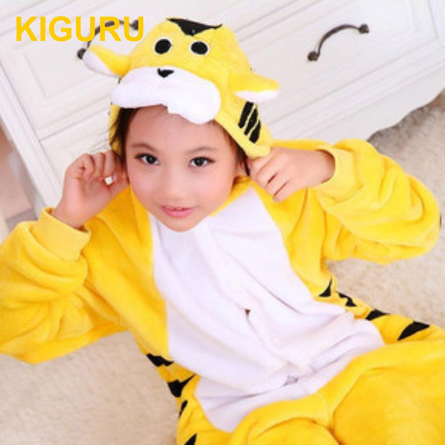 Пижама кигуруми жёлтый тигр - KIGURU в Киеве