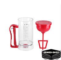Міксер для млинців Dispenser Pancake   1200 мл, фото 2