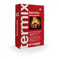 TERMIX RED - Огнеупорный быстросхватывающийся ссостав, 10 кг