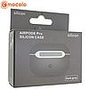 Чехол Silicone Case Ultra Thin для AirPods Pro (Dark Gray) без карабина