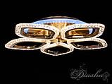 Потолочная светодиодная люстра с диммером QX2522/5S BR LED 3color dimmer, фото 4