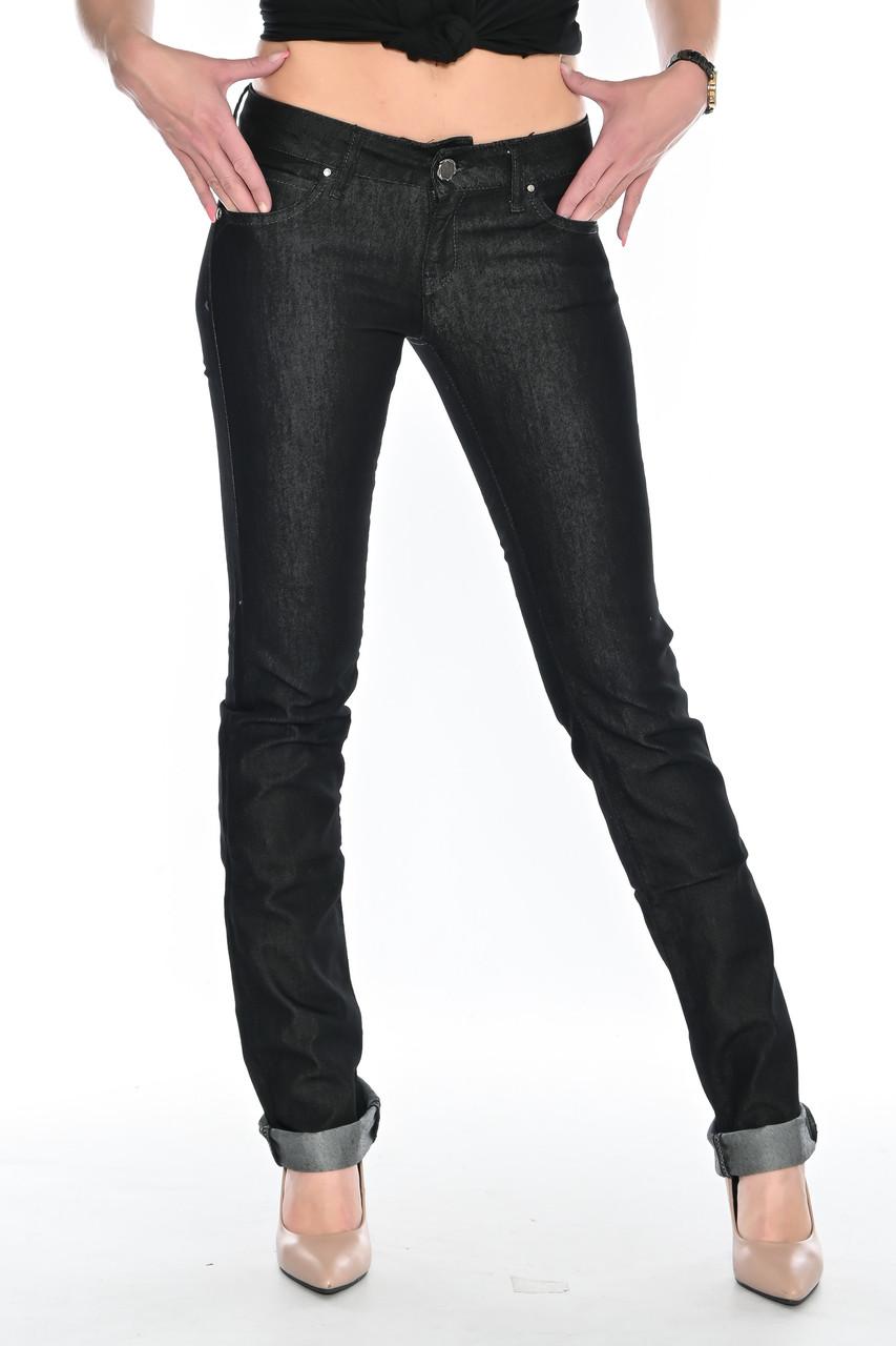 Женские джинсы OMATjeans 9550-736 черные