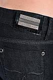 Женские джинсы OMATjeans 9550-736 черные, фото 7