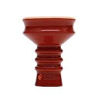 Чаша UPG,красно-коричневая глазурь