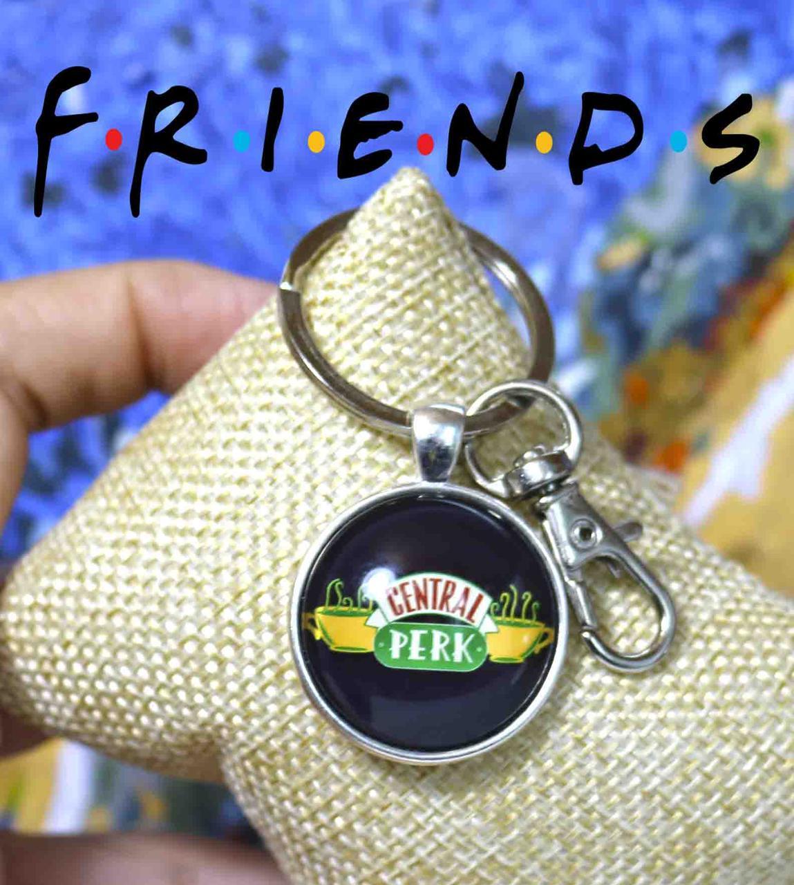 """Брелок Друзья/Friends """"Central Perk"""""""