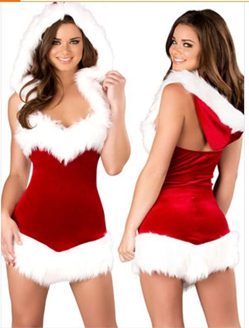 Сексуальный новогодний костюм