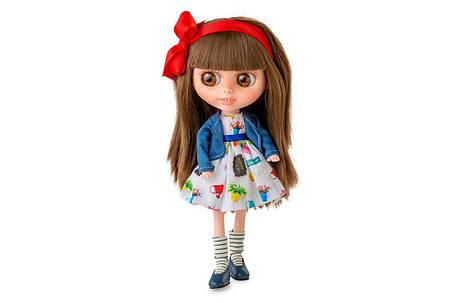 Кукла Berjuan БИГГЕРС 32 см (ABBA LINGG), фото 2