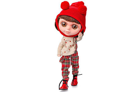 Кукла Berjuan БИГГЕРС 32 см (MOLLY DOIG), фото 2