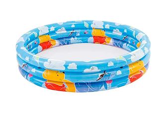 Детский надувной бассейн Intex 58915 «Винни Пух», 147 х 33 см