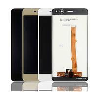 Дисплей для Huawei Y5 2017, Y5 III (MYA-U29, MYA-L02, MYA-L22), модуль в зборі (екран і сенсор), оригінал, фото 1