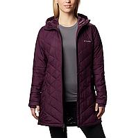 Куртка женская Columbia Heavenly Long Hooded Jacket ( Размеры 2XL 3XL)
