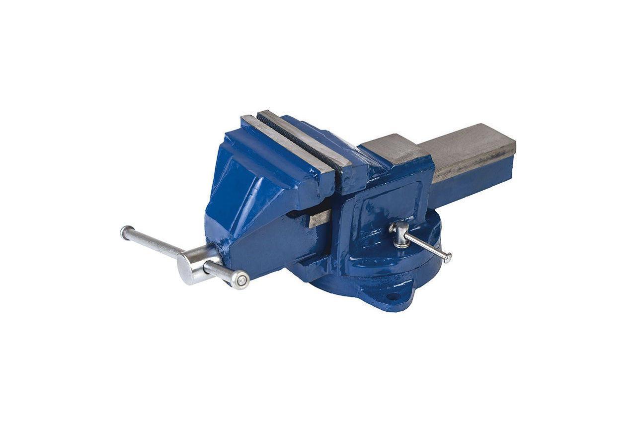 Тиски поворотные Miol - 125 мм