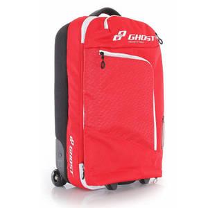 Сумка дорожная Ghost Travel Bag ri-red/st-wht 40+5L