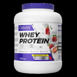Протеїн Whey Protein OstroVit 2 кг