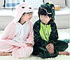 Кигуруми динозаврик детский новогодний костюм, фото 5