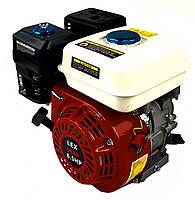 Двигатель бензиновый LEX 4.8KW (168F)