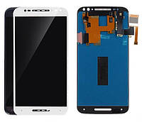 Дисплей для Motorola Moto X Style XT1570, XT1572, XT1575, модуль в сборе (экран и сенсор), оригинал