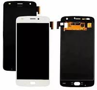 Дисплей для Motorola Moto Z2 Play XT1710, модуль в сборе (экран и сенсор), OLED