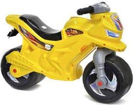 Мотоцикл 2-х колесный лимонный Орион  ( TC18935)