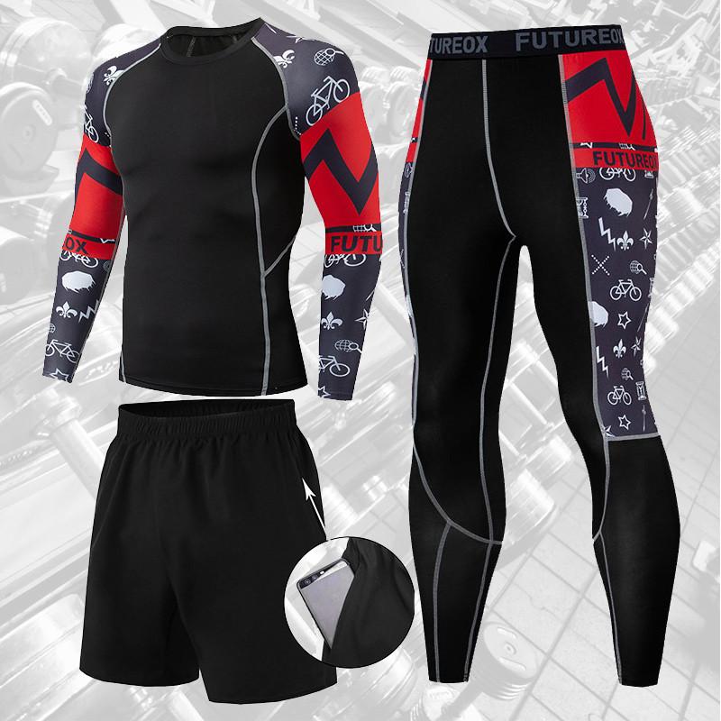 Компрессионная одежда 3в1