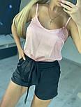 Костюм из шелка армани розовый, S, фото 2