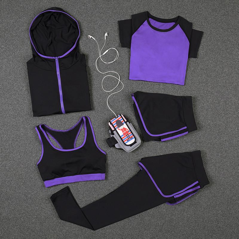 Женская компрессионная одежда 5в1