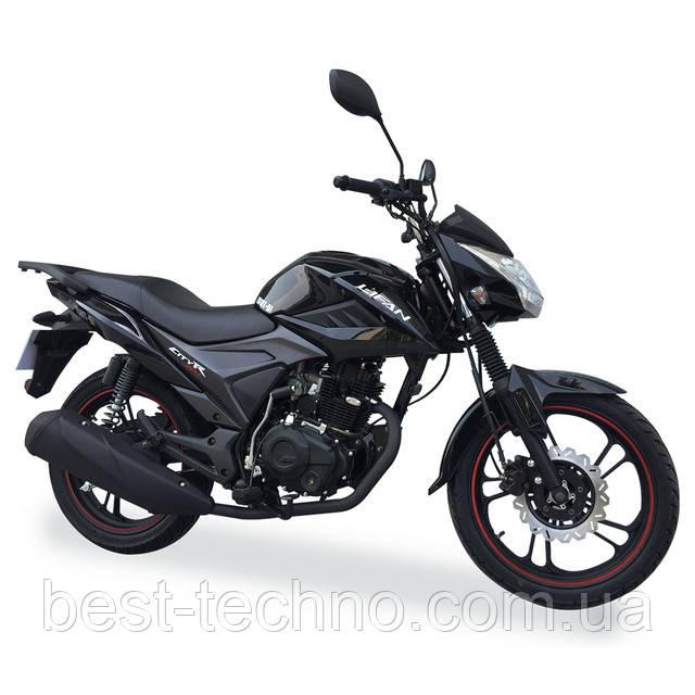 Мотоцикл LIFAN 200 CITYR (Лифан Си Ти Ар 200)