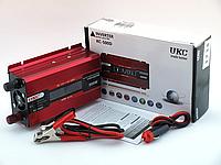 Автоинвертор / Инвертор / Преобразователь напряжения 12 - 220 В 500W