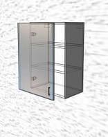 Верх ящик витрина 450 ( В01-450 ) / 500 ( В01-500)  кухня Модерн Эверест, фото 1