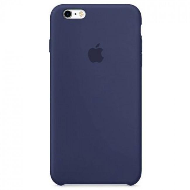 Silicone Case / Силиконовый чехол на IPhone 6 / 6s №8 Midnight blue