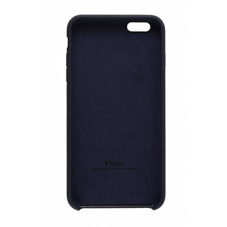 Silicone Case / Силиконовый чехол на IPhone 6 / 6s №8 Midnight blue, фото 2