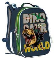 "Рюкзак Class SchoolCase Mini ""Dino World"", 2 відд., 35*27*16см, PL, 2017C"