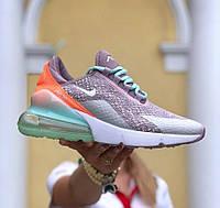 Женские кроссовки Nike Air Max 270 рефлективы