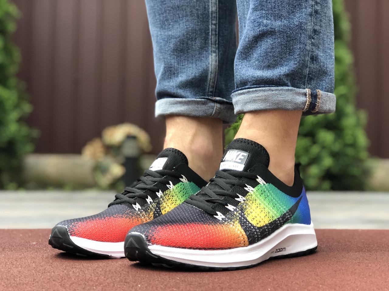 Мужские кроссовки Nike Zoom (разноцветные) 9588