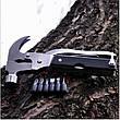 Универсальный инструмент многофункциональный молоток трансформер Tac Tool мультитул, фото 5